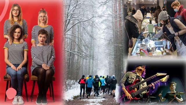 Zapraszamy do obejrzenia galerii z propozycjami na weekend od 22 do 24 stycznia 2021 r. w Bydgoszczy oraz bydgoskiej kultury online