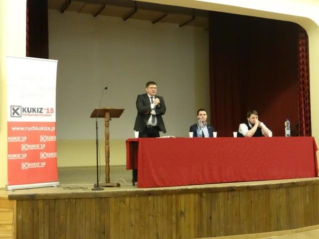 Spotkanie Kukiz'15. Przygotowanie do wyborów samorządowych