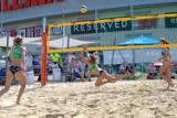 Boiska do siatkówki plażowej przy Galerii Jurajskiej  znów są czynne