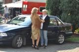 Diagnoza w Rybniku: Beata Ścibakówna zagrała scenę na Kampusie ZDJĘCIA