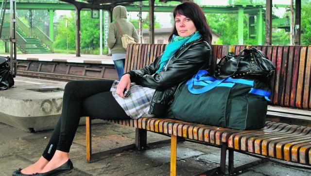 Łazy: Dominika Królik miała dojechać do Częstochowy, stamtąd do Barlinka w zachodniopomorskiem. Nie udało się