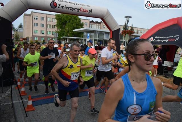"""Kłobuck. Bieg Uliczny Szlakiem Jana Długosza """"Wieniawa"""""""
