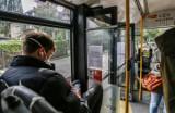 Kraków. Wracają kontrole maseczek w komunikacji miejskiej