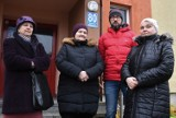 Mieszkańcy ul. Wilsona w Opolu protestują przeciwko zadłużaniu ich przez spółdzielnię OSM Przyszłość