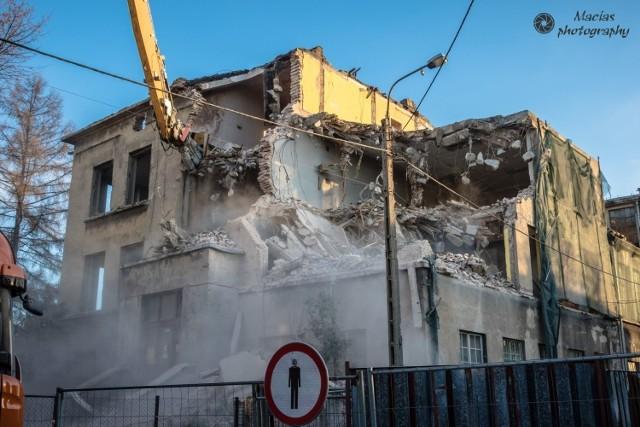 Pawilon IV Sztygarki został wyburzony w 2018 roku, ale ma zostać odbudowany Zobacz kolejne zdjęcia/plansze. Przesuwaj zdjęcia w prawo - naciśnij strzałkę lub przycisk NASTĘPNE
