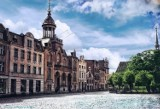 Archiwalne zdjęcia Wejherowa w kolorze