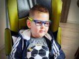 Barcice. Filip wąchała cierpi na dziecięce porażenie mózgowe i porusza się na wózku. Rehabilitacja oraz koszty leczenia są bardzo wysokie
