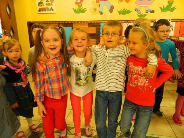 Święto pieczonego ziemniaka w Przedszkolu nr 1 w Myszkowie