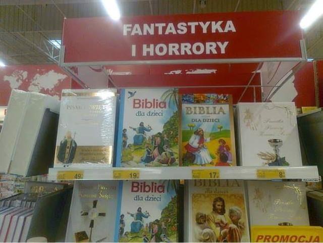 Polskie Absurdy - Internauci wytropią je wszędzie!