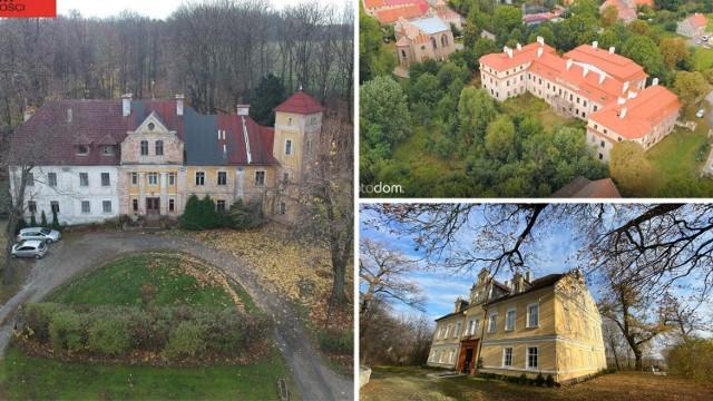 Przejdź do kolejnego zdjęcia i poznaj oferty sprzedaży zabytkowych, pięknych willi i pałaców w regionie Legnicy ---->>>