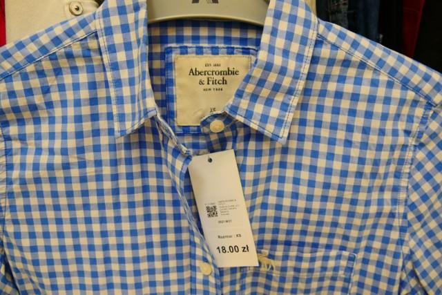 Markowe ubrania w Auchan w Legnicy. Podaruj im nowe życie!