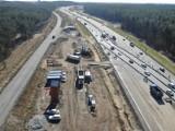 S3 Polkowice - Lubin - zobacz jak obecnie wygląda droga. Kiedy koniec prac?