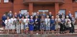 W Książu Wielkopolskim wręczono medale małżeństwom obchodzącym Złote, Diamentowe i Żelazne Gody