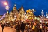 Jarmarki świąteczne i kiermasze bożonarodzeniowe. Wrocław, Dolny Śląsk [GALERIA]