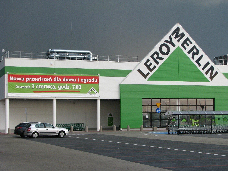 Leroy Merlin W Gliwicach Otwarcie W Piatek Gliwice Nasze Miasto