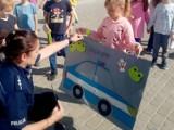 Starogard Gdański. Policyjne zajęcia w przedszkolu o bezpieczeństwie