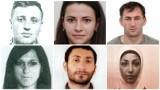 Oni nielegalnie przekroczyli granicę Polski. Mogą być teraz wszędzie. Rozpoznajesz ich? ZDJĘCIA