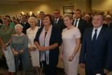 Anna Komorowska spotkała się z seniorami w Wyższej Szkole Biznesu