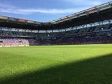 Górnik Zabrze zyska nowe, podgrzewane i oświetlone boisko treningowe. Piłkarze skorzystają z niego już zimą