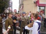 Obchody Święta Wojska Polskiego w Sieradzu