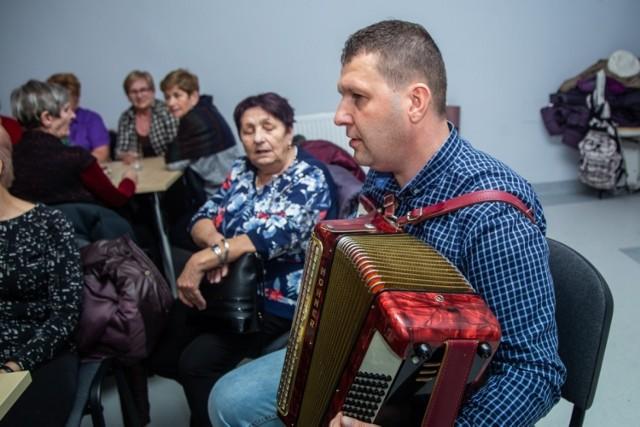 Seniorzy z gminy Łużna mają już swój klub, teraz powstanie tam jeszcze ośrodek wsparcia i aktywizacji dla 45 osób