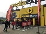 Media Expert w Sosnowcu już otwarty. Nowy sklep znajduje się niedaleko Auchan. Są promocje, były tłumy ZDJĘCIA