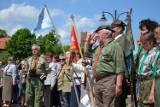 Rajd Rodła w Malborku. Ponad 700 harcerzy pokonało kilkanaście kilometrów