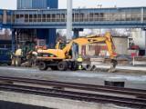 Terminal promowy w Świnoujściu w budowie. Marcowy raport prac