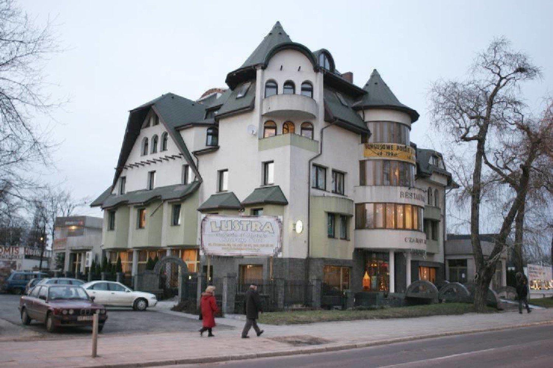 Hotel Czarny Kot W Warszawie Jest Ostateczny Wyrok Nsa Budunek