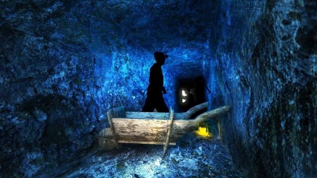 Wizualizacja nowej trasy turystycznej w Kopalni Soli Bochnia
