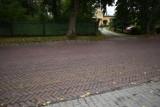 Droga na ul. Sławkowskiej w Olkuszu ma około 80 lat. Wygląda jednak lepiej niż drogi powstałe czy remontowane w ostatnich latach [ZDJĘCIA]