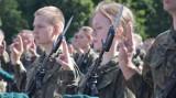 Chełm. Żołnierze Legii Akademickiej złożyli przysięgę. Zobacz zdjęcia