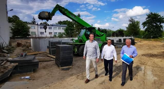 Inwestycja wyniesie 7 mln 390 tys. 431 zł. Budowa ma zakończyć się w 2023 roku.