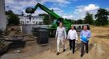 Gmina Łęczyca z kolejnym dofinansowaniem na budowę basenu w Topoli Królewskiej