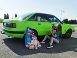Wieluńscy motocykliści i Nocna Jazda bez Celu dla psów ze schroniska w Niemojewie
