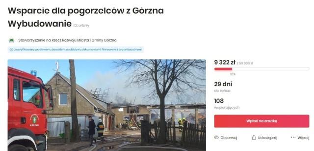 W ciągu kilkunastu godzin zebrano już blisko 10 tys. złotych.