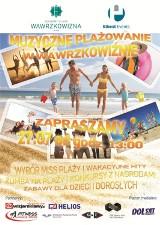 Muzyczne plażowanie na Wawrzkowiźnie