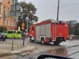 Pożar we Wrocławiu. Palił się most w centrum miasta (ZOBACZCIE ZDJĘCIA)