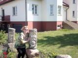 Postój u Zenobii Skibińskiej w Bronisławiu