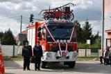 Strażacy ochotnicy z Rzeszotar mają nowy wóz bojowy [ZDJĘCIA]