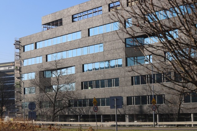 Biurowiec Carbon Office w Katowicach