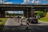 Zaczęło się wyburzanie wiaduktu przy Wojska Polskiego w Bydgoszczy. Kierowców czekają duże utrudnienia