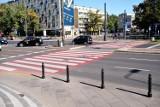 Niebezpieczne przejście dla pieszych przy placu Bankowym zyska sygnalizację świetlną