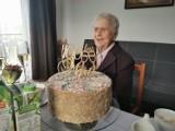 Pani Maria Gazda z Korczyny skończyła sto lat. Jaka jest jej recepta na długowieczność?
