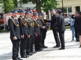 Strażacy ze Świecia dostali odznaczenia podczas Dnia Strażaka w Chełmnie [zdjęcia]