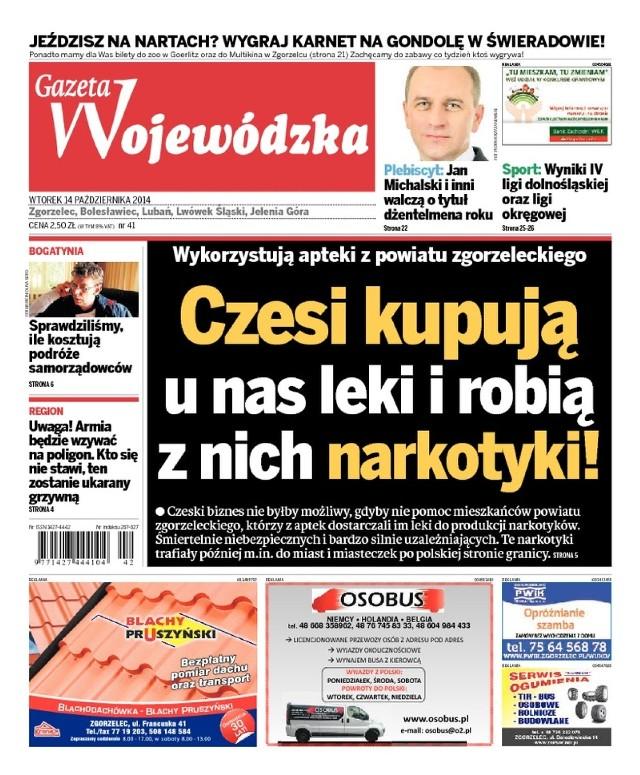 Gazeta Wojewódzka 14.10-20.10