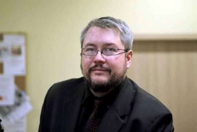 Dr n. med. Piotr Dreher, dyrektor Szpitala Neuropsychiatrycznego w Lublinie
