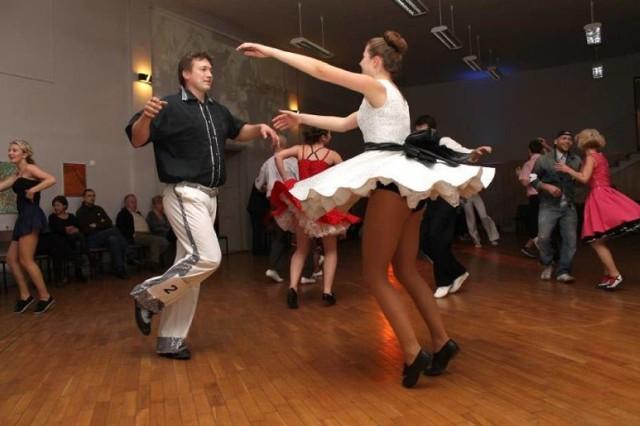 Dwie pary z Kalet okazały się najlepsze w Sosnowcu