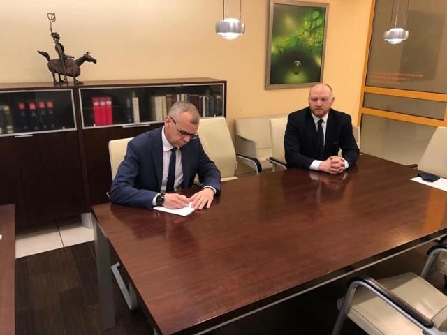 Scanrad to kolejny strategiczny inwestor w obszarze Słupskiej Specjalnej Strefy Ekonomicznej.