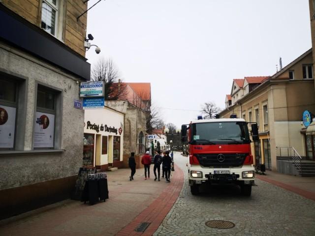 Tragedia w Szczawnie - Zdroju. Zwłoki w zamkniętym mieszkaniu przy deptaku
